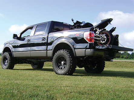 Zone Offroad Suspension Lift Kit 2009 2012 Ford F150 2WD Pickup 6
