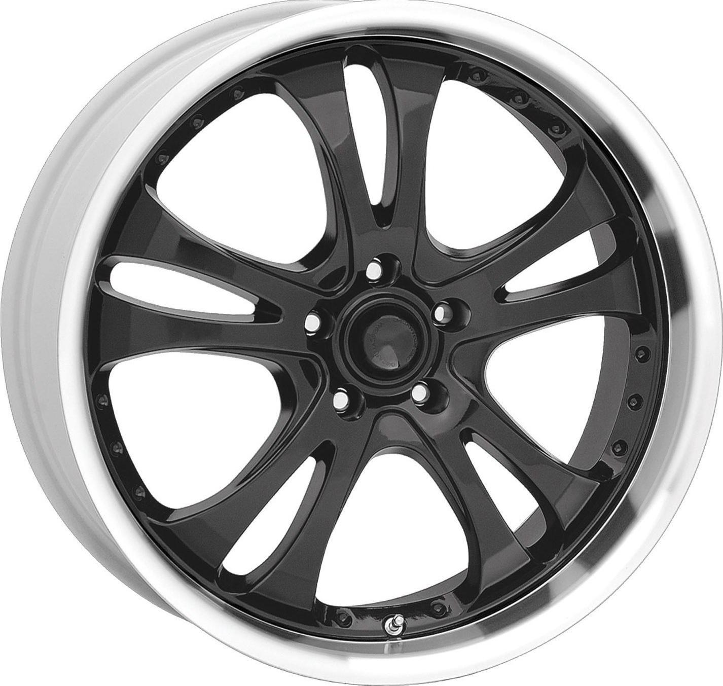 16 American Racing Casino Wheels Rims 16x7 5x115 42mm